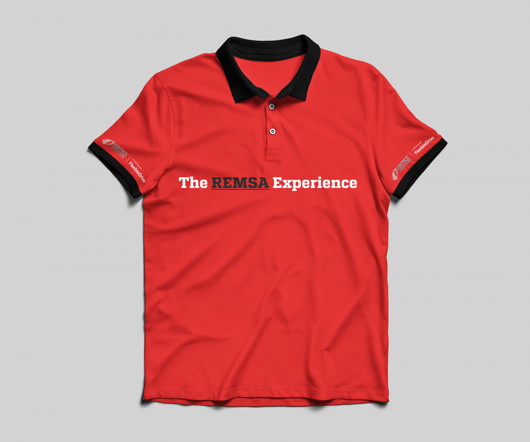 Remsa Experience T Shirt Front